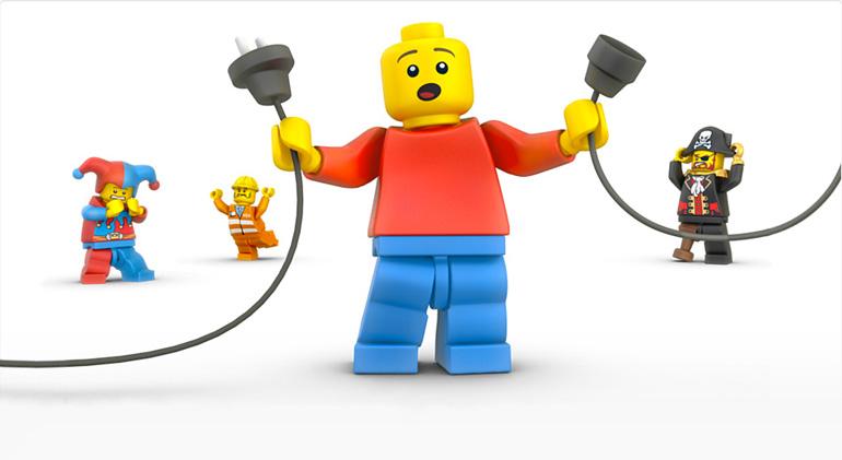 Лего или не Лего? Конструирование из готовых блоков: помогает или мешает?